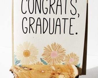Oh So Sweet - Congrats Grad Card
