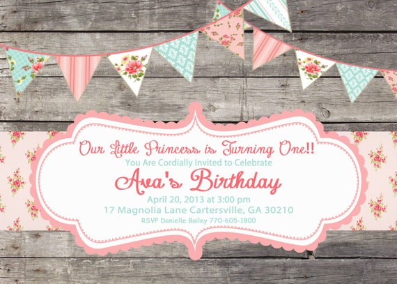 Baby First Birthday Invites for perfect invitations ideas