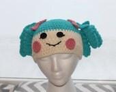 Lalaloopsie EASY Crochet PDF Pattern - Infant, Child, Tween, Adult Sizes. Sale - Buy 2 patterns, Get 1 FREE.