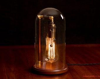 Edison Bell Jar Lamp