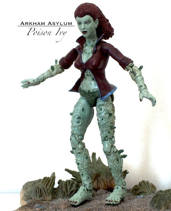 Poison Ivy Arkham Knight