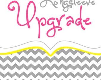 Longsleeve Upgrade Add-on