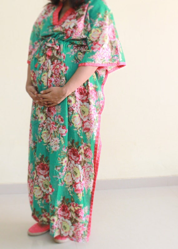 Maternity Dress Labor And Delivery Gown Maternity Gown