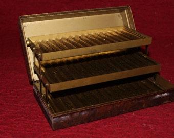 Vintage Tabletop Cigarette Case