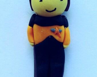 Star Trek TNG - Data charm