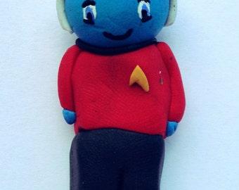 Star Trek The Original Series - Andorian Charm