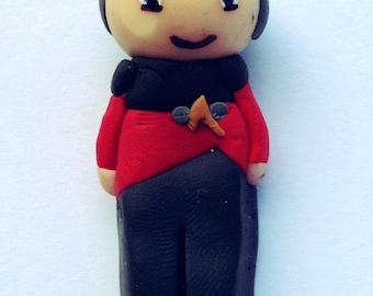 Star Trek The Next Generation - Picard Charm