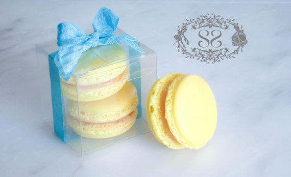 Wedding Favors French Macaron Favor Baptism Communion Favor