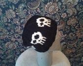 Skull Knit Beanie