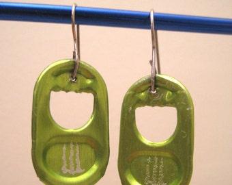 Monster Tab Earrings