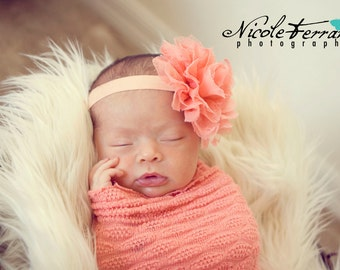Baby headband, newborn headband, infant headbands, Newborn Photo prop, toddler headband, hair bow, baby accessories, baby girl bow