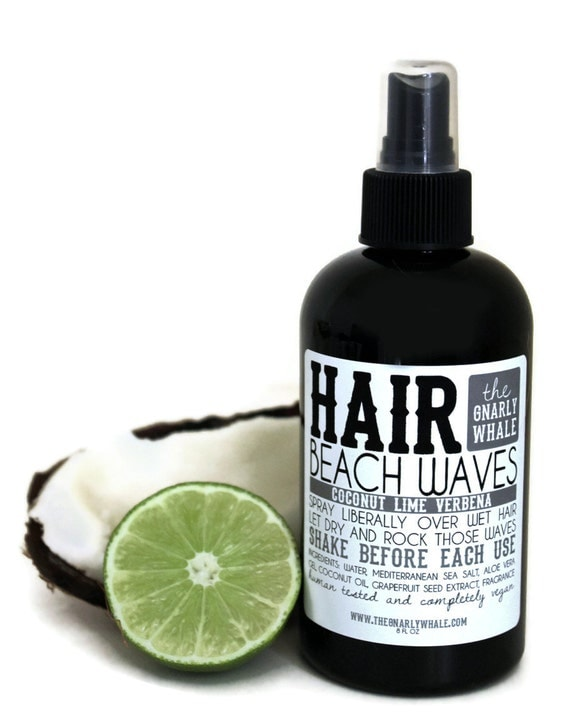 Coconut Lime Verbena Beach Waves - Vegan 8 oz