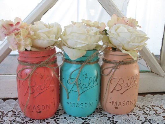 Decorated Mason Jars For Sale Glamorous Sale 3 Pint Mason Jars Decorative Mason Jars Teacher 2018