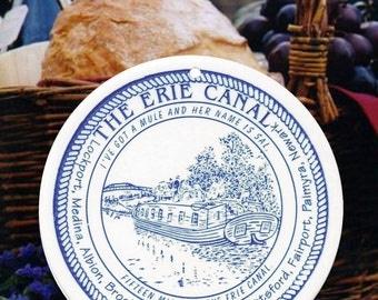 Erie Canal - West region Porcelain Bread and Bun Warmer