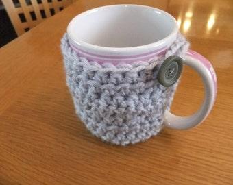 Coffee Cup Holder - Seeking Patterns - Crochetville