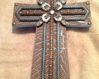 Belt Buckles Cross