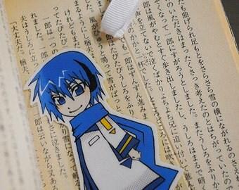 Laminated Bookmark (Business card size) / Vocaloid / Kaito / Manga / Anime