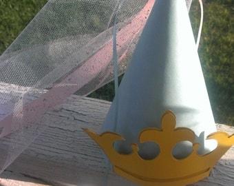 Cinderella Princess Party Hat