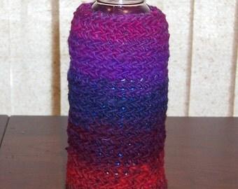 Water Bottle Cozy Pattern