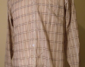 Vintage Essley dress shirt syled by Jon Maurice