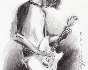 """Custom Portrait Sketch 8"""" x 10"""""""