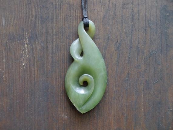 Items Similar To Pounamu Greenstone Maori Nephrite Jade