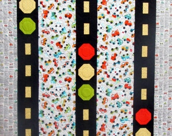 Red Light Green Light  - Quilt Pattern