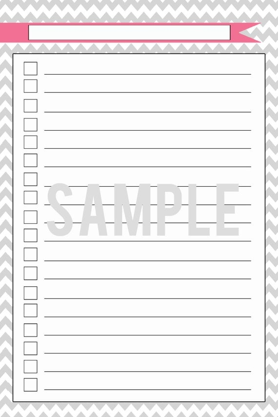 Cute Printable To Do Lists  PrEnergy
