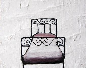 Bed - Print