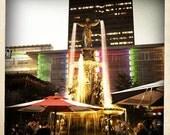 Cincinnati's Fountain Square