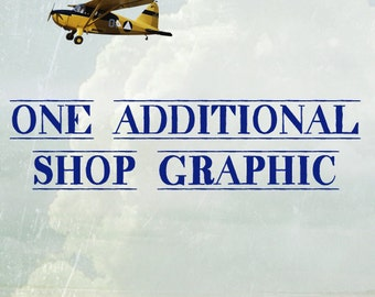 One Additional Shop Graphic from Shop Banner Studio