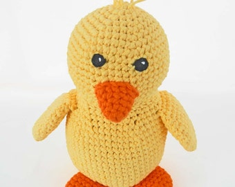 Amigurumi Pattern for Crochet Toy Kangaroo by ...