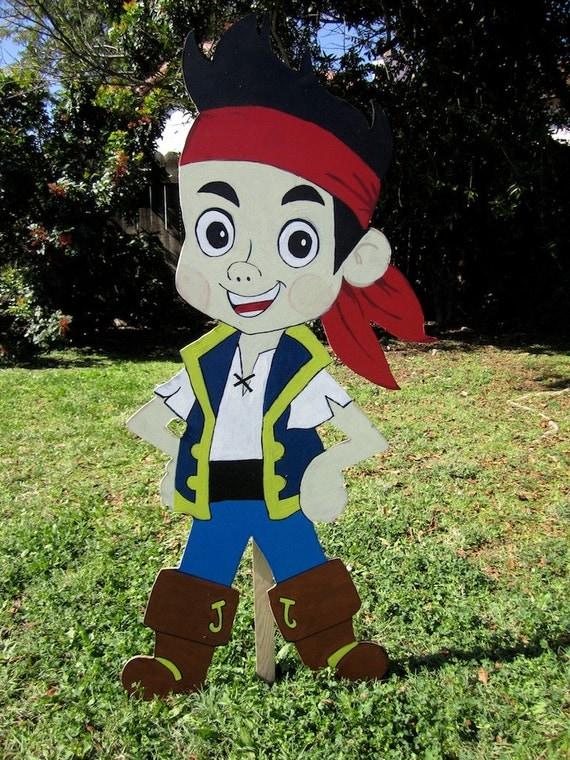 Jake and the Neverland Pirates Character Cutout