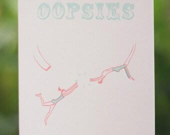 Limited Edition Carnival Letterpress Print