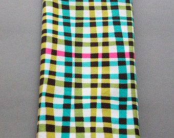 Curling Iron Cover - Plaid