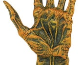 Witches Witchcraft Alchemy Gothic Alchemist Hand Spells Ritual Decoration