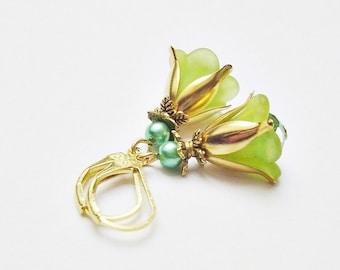 Earrings Fairy Magic