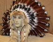 Imitation Native American War Bonnet (INWB115)