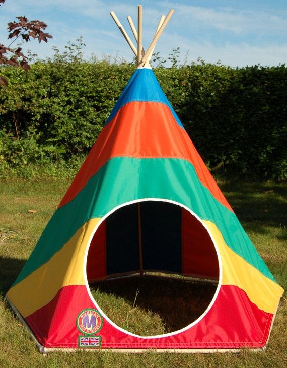 Stunning Indoor / Outdoor Children's Teepee / Play by ...