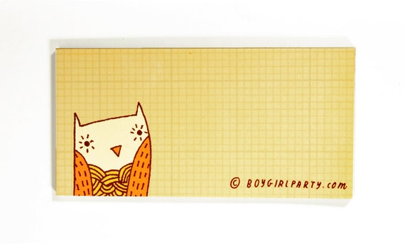 Graph Paper Owl Paper - Graph Notebook Grid Notebook - Paper Pad - Paper Sheets - Yellow Paper - Baby Shower Favors