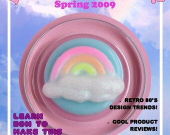 Valentine Soaps, Candy Molds, Cutters - Lets Get Soapy eZine for glycerin soap crafting - Issue 1