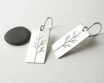 Sapling Tree Art - made to order