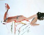 Nude 815 by Gretchen Kelly