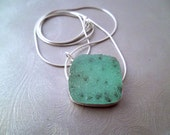Handmade Silver Gemstone Jewelry