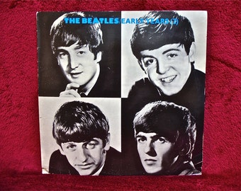 THE BEATLES - The Beatles Volume 2 - 1981 Vintage Vinyl Record Album...Promotional Copy