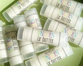 Unicorn Lip balm - chapstick - Lip butter - Bubblegum & Whipped Cream