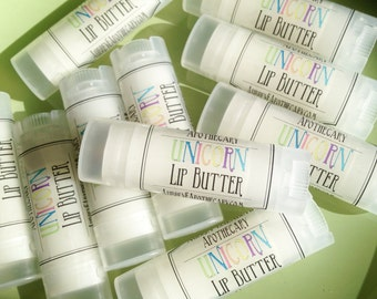 Unicorn Lip balm - chapstick -  Lip butter - Vanilla Cream Sugar Cookie