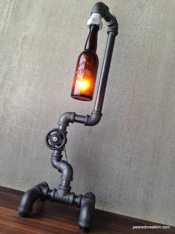 diy light table industrial lighting steampunk light table lamp bar