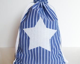 Set of 6 Nautical Gift Bags - Clearance