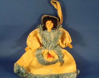 1950's Italian Doll Purse, European Collectible [I]